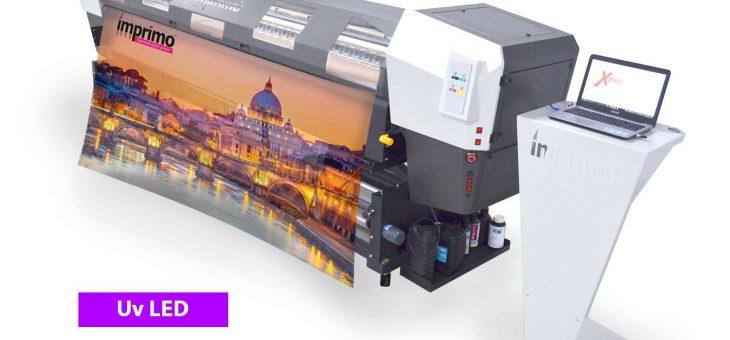 Impresoras gran formato digitales UV led