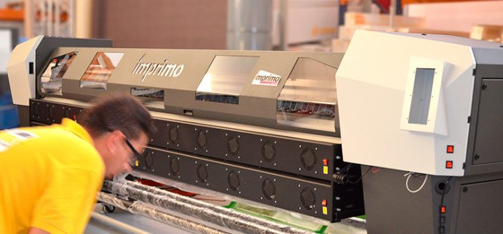 ¿Quien da servicio a las impresoras Imprimo®?