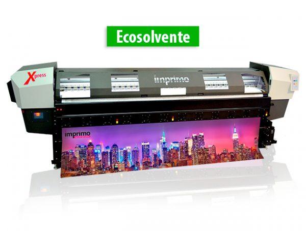 impresora ecosolvente xpress 3.2