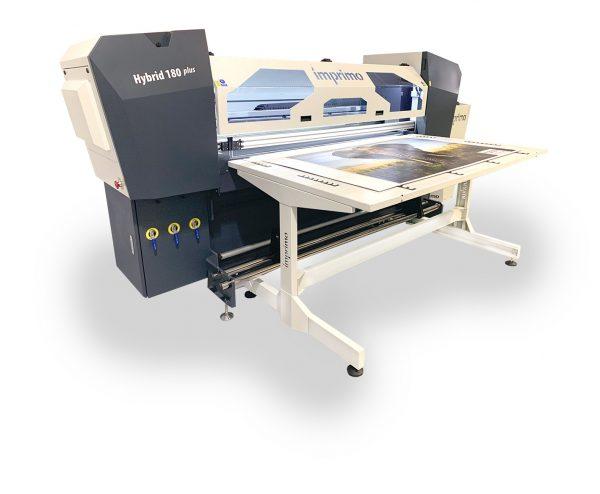 impresora sobre rígidos