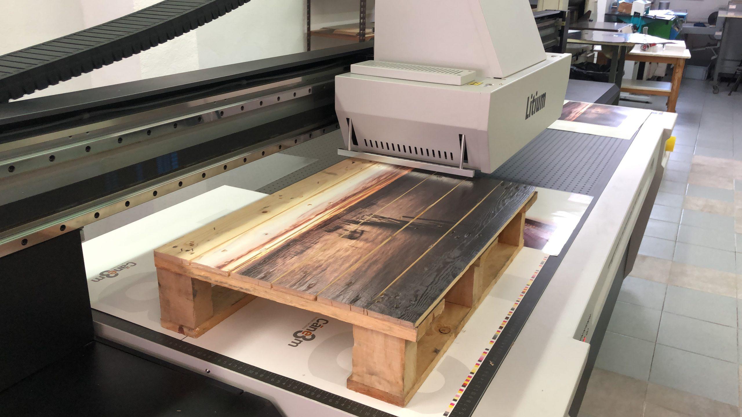 impresora imprimo en funcionamiento