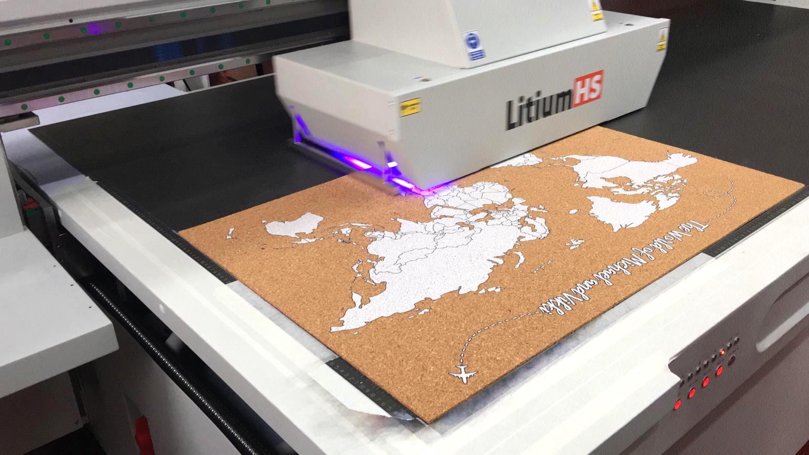 impresora imprimo litium hs