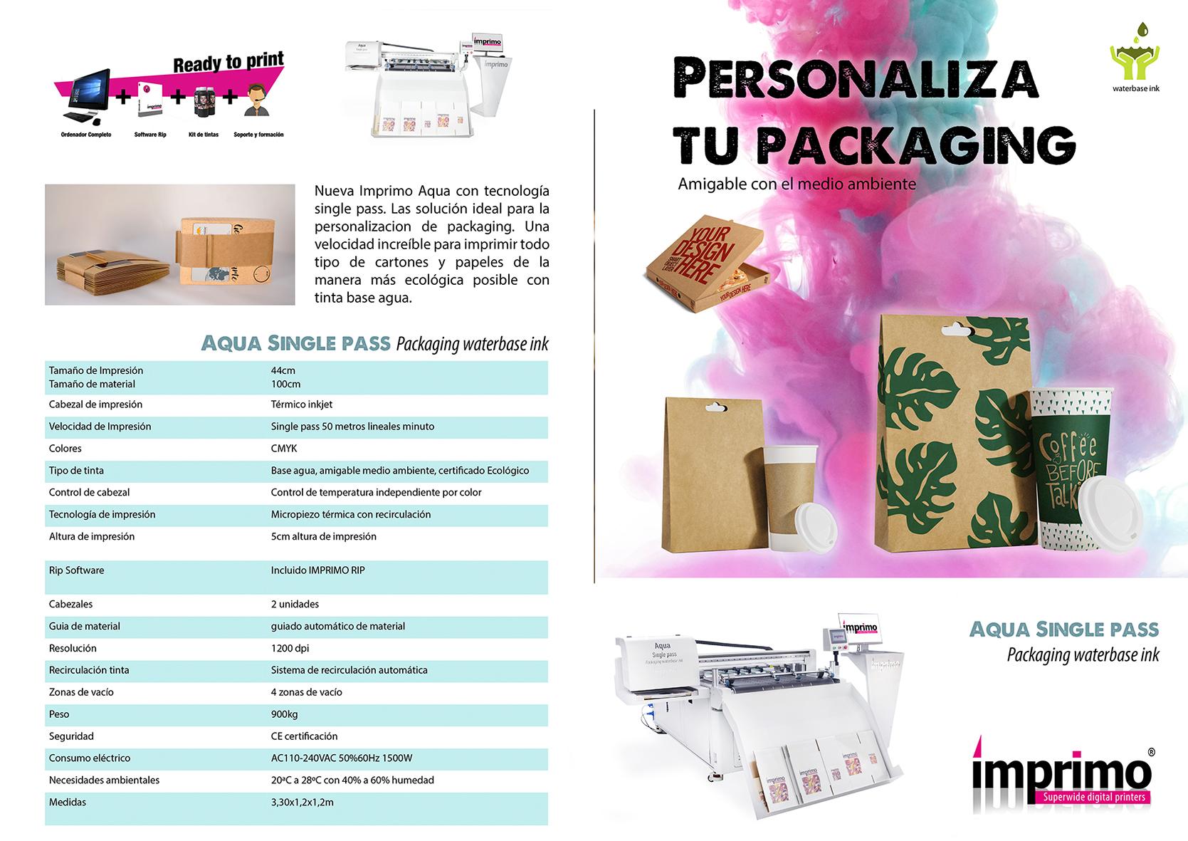 catalogo aqua single pass