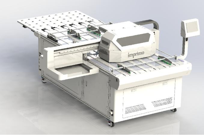 Impresora para impresión papel, materiales porosos
