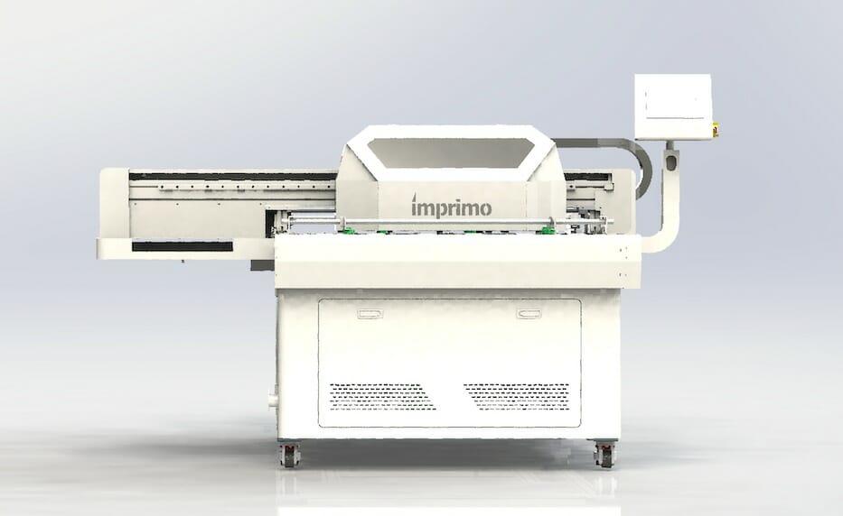 impresora imprimo con tinta base de agua