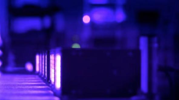 Lampara UV LED