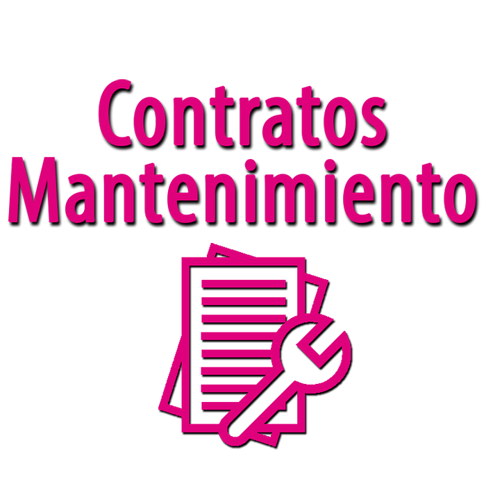 Logo contratos de mantenimiento