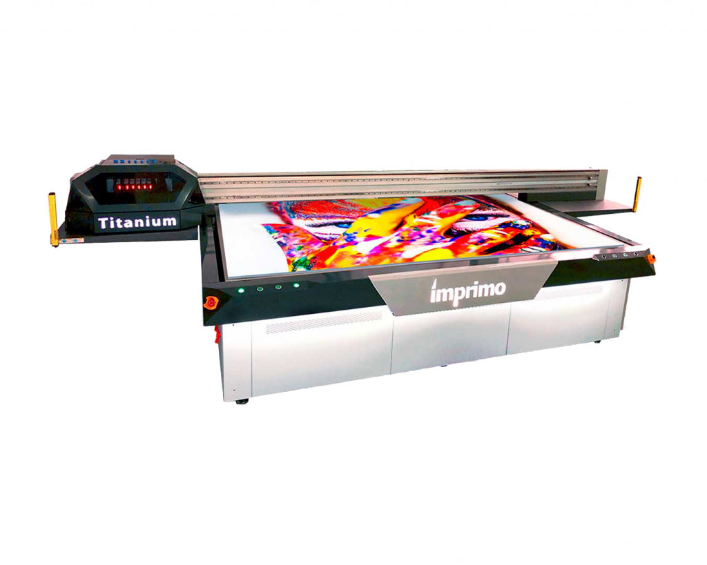 Impresora Titanium